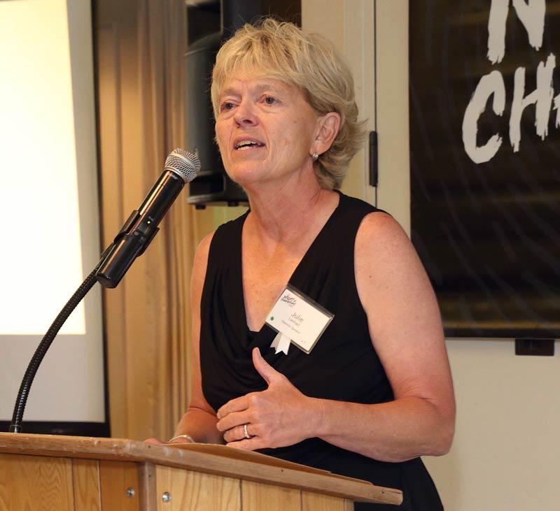 2019 Featured Speaker Former SUNY Cortland Softball Head Coach Julie Lenhart